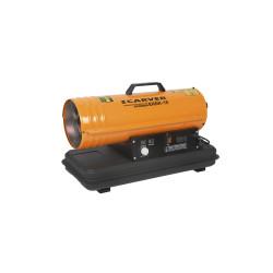 Тепловая пушка дизельная CARVER EHDK-15 (15кВт, 588 куб./ч, прямой нагрев, дисплей, дизель/керосин) / 01.005.00011